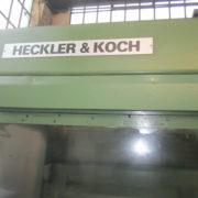 Centro di lavoro Usato Heckler e Koch...