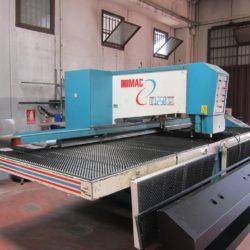 Punzonatrice CNC Usata Imac