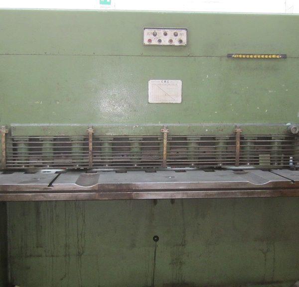 Cesoia Usata CBC 2050 x 12 mm
