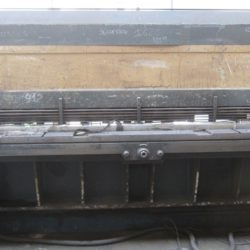 Cesoia Usata Romec 3050 X 12 mm