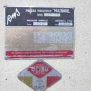 Piegatrice Usata Mariani 3050 X 100 TON