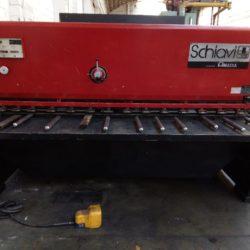 Cesoia Idraulica Schiavi Usata 2600 x 12 mm