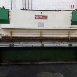 Cesoia Idraulica Usata STM Gatti 3050 x 10 mm