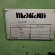 Cesoia Usata Mariani 3000 x 5 mm