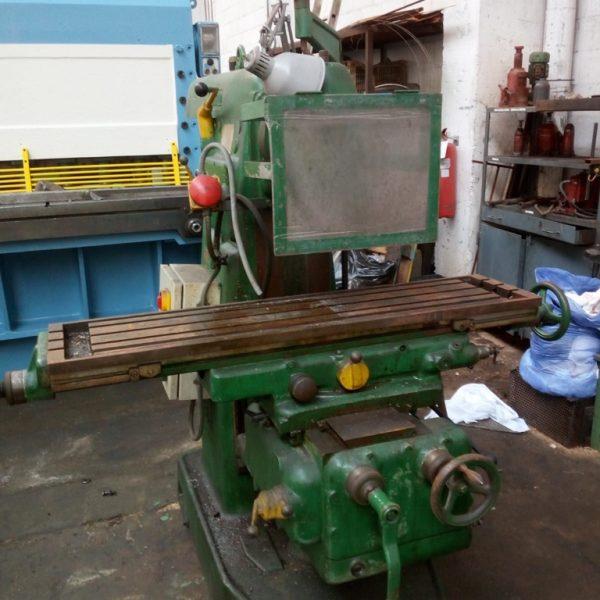 Fresa Usata Mac Far 1300 x 310 mm