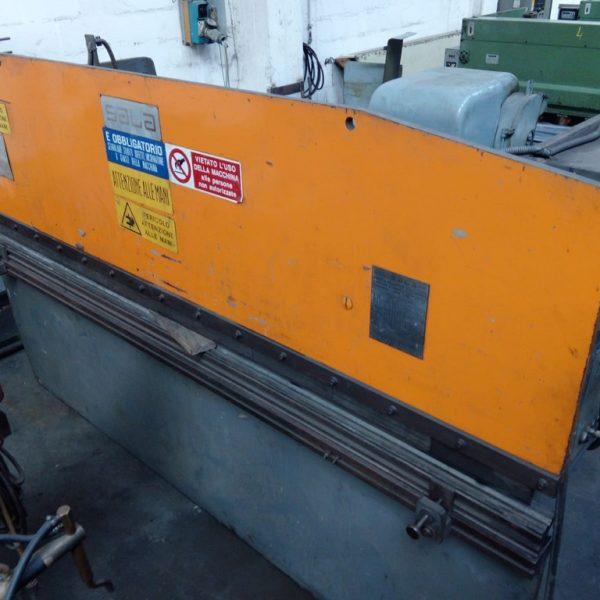 Piegatrice usata sala 3000 x 50 ton cst macchine utensili - Sala marocchina usata ...