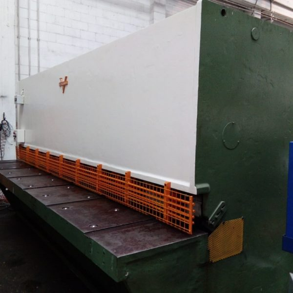 Cesoia Idraulica Usata Verrina 4050 x 12 mm