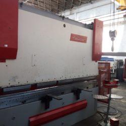 Piegatrice Idraulica Beyeler A CNC 3100 x 100 TON