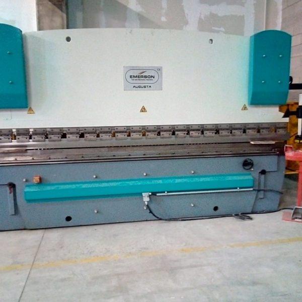 Piegatrice Idraulica Emerson Usata 4000 X 160 TON