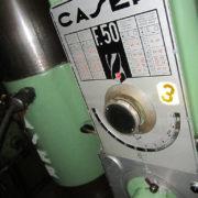 Trapano Radiale Usato Caser 1600 X 50