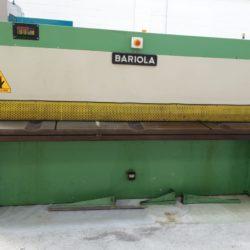 Cesoia A Ghigliottina Bariola 2500 x 5-6