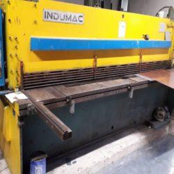 Cesoia Idraulica Usata Indumac 3050 X 5 mm
