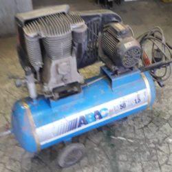 Compressore Usato Abac 50 lt