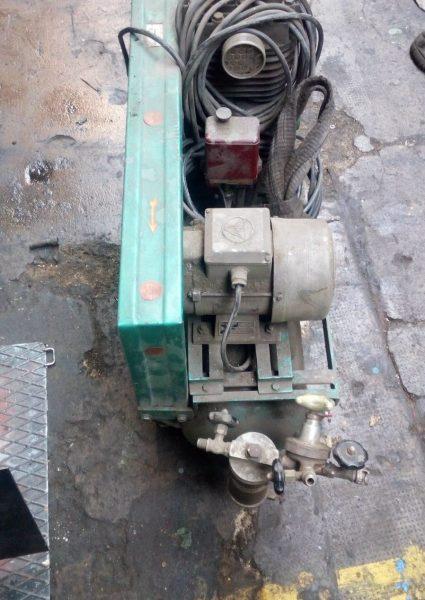 Compressore Usato 10 lt