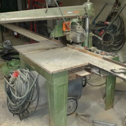 Seghetto A Nastro Usato De Walt  Per il legno e prof