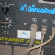 Saldatrice A Filo Usata Sincosald 300