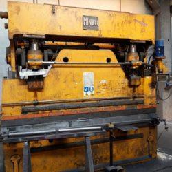 Piegatrice Minali Usata 3000 x 180/200 Ton