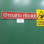Piegatrice Mario Riboldi  Usata 8000 x 80 Ton
