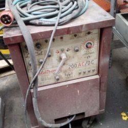 Saldatrice Usata Weldtronic 200 AC/DC