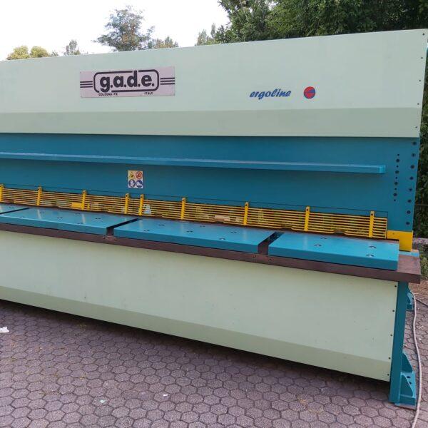 Cesoia CNC Gade Usata - 4000 X 6/8 mm