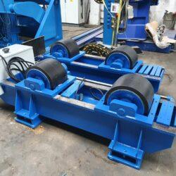 Posizionatore A Rulli Usato STM 20 Ton
