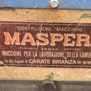 Cesoia Masperi 1000 x 3 Usata