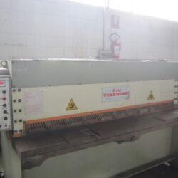 Cesoia Vimercati 2000 x 3 Usata