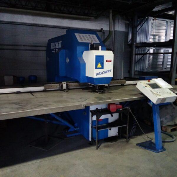 Punzonatrice a CNC Boschert Usata