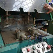 Tranciatrice per Alluminio Usata Ferrari