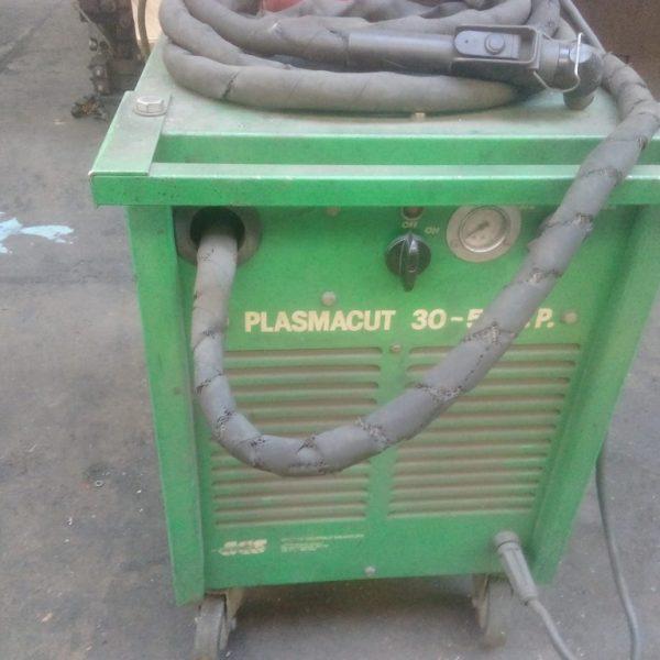 Taglio Plasma Cut 30-50 Usato Portatile